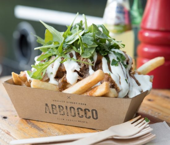 Abbiocco Pork Fries