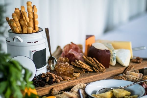 Abbiocco Cheese Platter